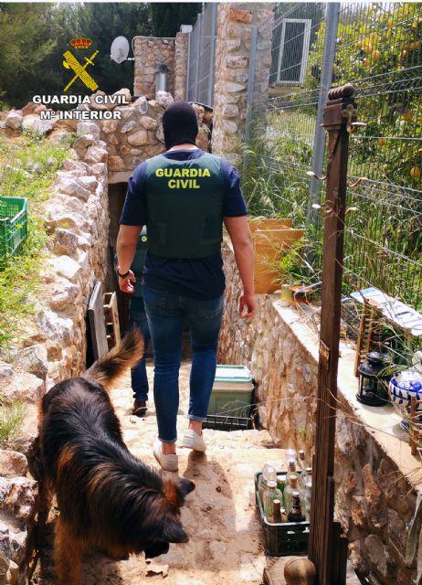 La Guardia Civil detiene a un vecino de La Matanza-Santomera por varios robos en viviendas vecinales - 1, Foto 1
