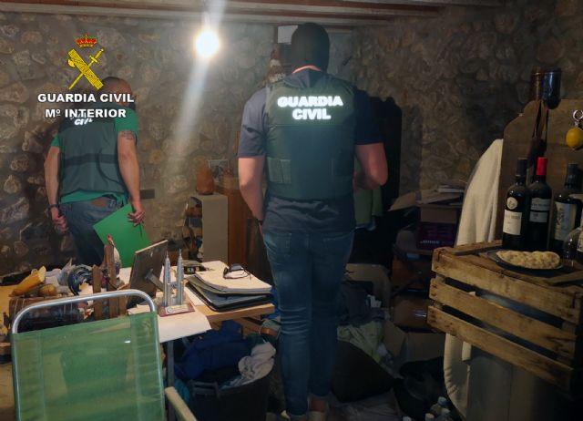 La Guardia Civil detiene a un vecino de La Matanza-Santomera por varios robos en viviendas vecinales - 2, Foto 2