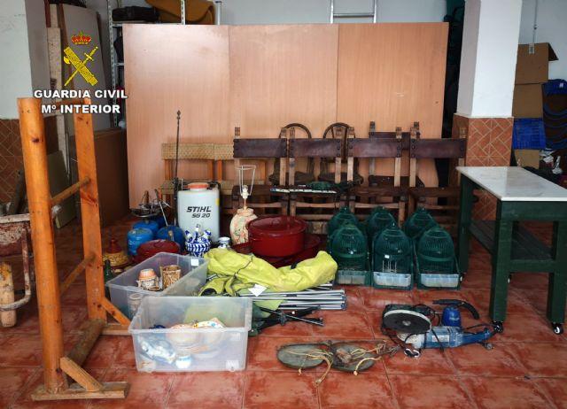 La Guardia Civil detiene a un vecino de La Matanza-Santomera por varios robos en viviendas vecinales - 3, Foto 3