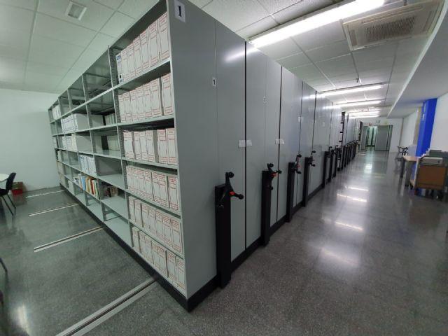 El Archivo Municipal de Molina de Segura Ofrece a los colegios e institutos del municipio el proyecto Archivo de Voz como recurso educativo - 2, Foto 2