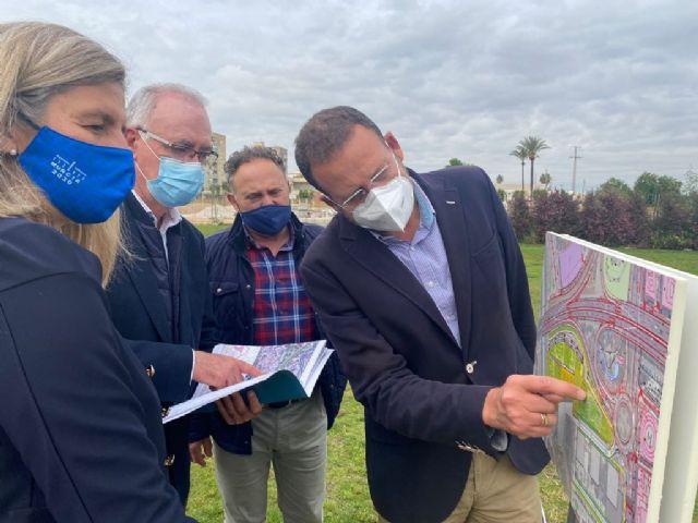 El PP presenta y defiende la continuidad de su proyecto del Parque Metropolitano Oeste para naturalizar y recuperar más de 200.000 m2 de ribera - 1, Foto 1