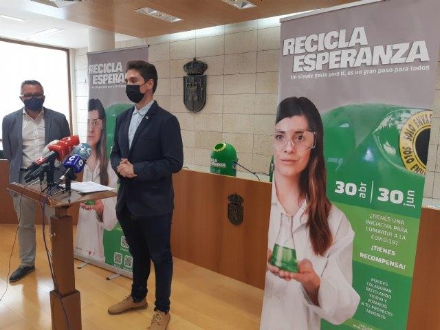 [Ecovidrio pone en marcha la campaña Recicla esperanza en beneficio de la lucha contra el cambio climático y la pandemia por COVID-19, Foto 2