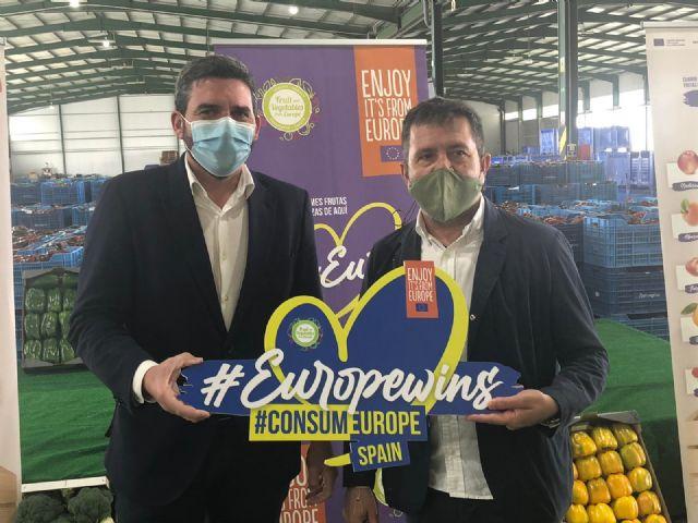 La Comunidad respalda la campaña de la asociación europea hortofrutícola Fruit Vegetale Europe de reconocimiento al sector e impulso del consumo - 1, Foto 1