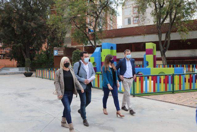 Comienzan las visitas a los parques y jardines del municipio para revisar las obras de mejora y ejecución de los proyectos - 2, Foto 2
