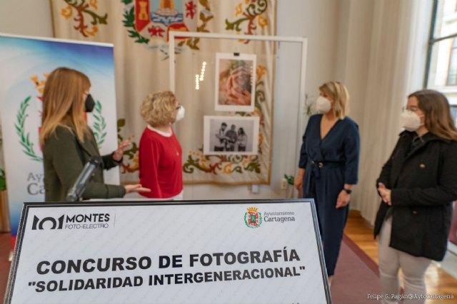 Cartagena premia la solidaridad entre generaciones - 1, Foto 1