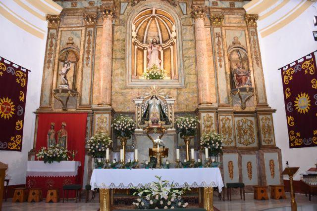 Misa de Bienvenida a Ntra. Sra. la Virgen de la Esperanza de Calasparra - 1, Foto 1