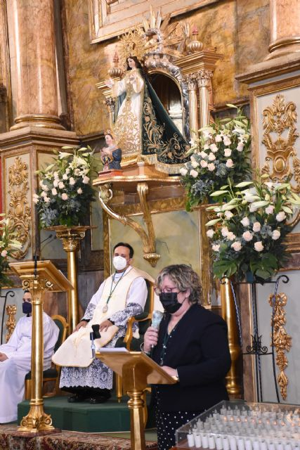 Misa de Bienvenida a Ntra. Sra. la Virgen de la Esperanza de Calasparra - 5, Foto 5
