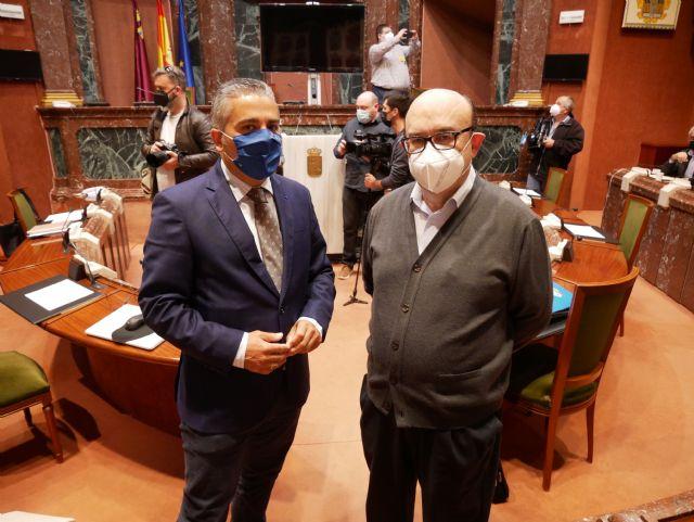 Jesús Cano: El aumento de los caudales ecológicos del Tajo previsto por el Gobierno de Sánchez supondrá una reducción de 130 hm3 - 1, Foto 1