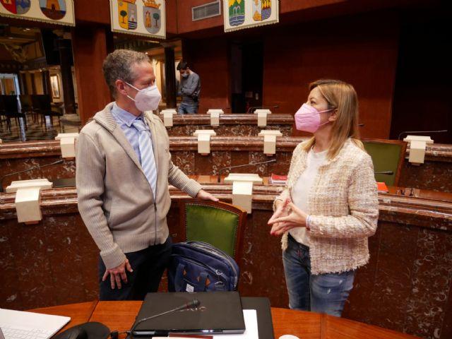 Mª. Dolores Valcárcel: Mientras López Miras sigue bajando impuestos, Sánchez avasalla a las familias con una subida encubierta del IRPF - 1, Foto 1