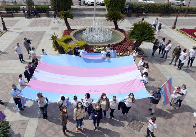 Murcia reivindica la igualdad de las personas transexuales - 1, Foto 1