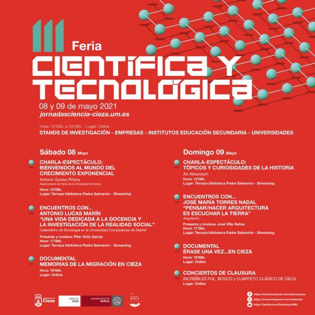 La ciencia invade Cieza gracias a las III Jornadas de Divulgación Científica de la Universidad de Murcia - 2, Foto 2