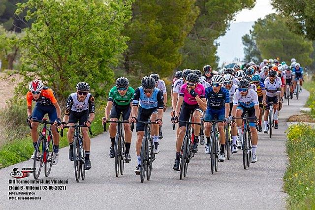 El corredor de Terra Sport Cycling Team, Juan Carlos Gandía, disputó la etapa reina del Torneo Interclubs Vinalopó, Foto 2