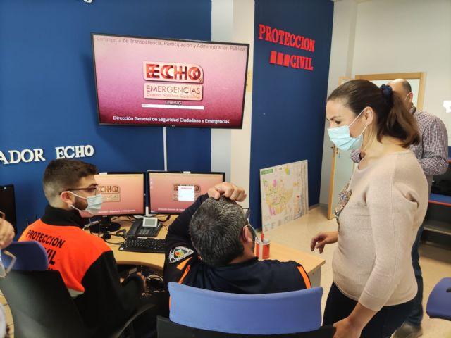 Finaliza el curso de operador de mando y control en emergencias 112 RM en Protección Civil Torre Pacheco - 1, Foto 1