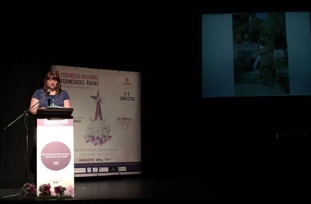 AELIP participa en el II Congreso Nacional de Enfermedades Raras Comunidad Valenciana, Foto 3