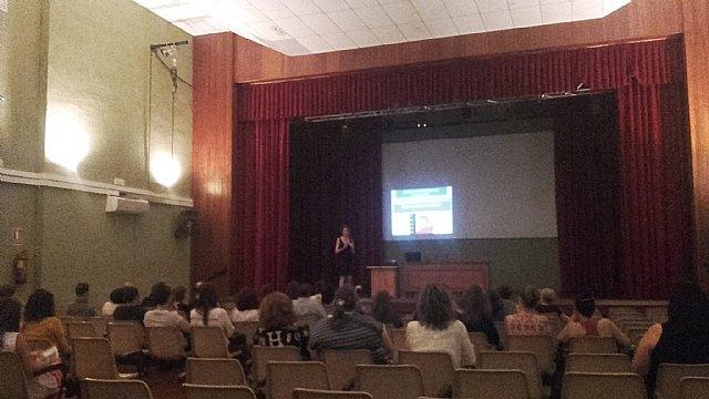 Totana acogió una charla sobre Altas Habilidades, Foto 1