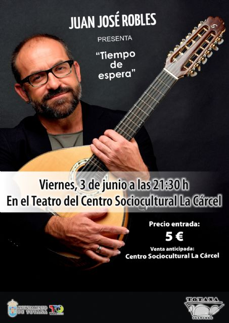 Los conciertos del cantautor Juan José Robles y el dúo Noiz Guitar son la antesala musical de un atractivo fin de semana cultural, Foto 1