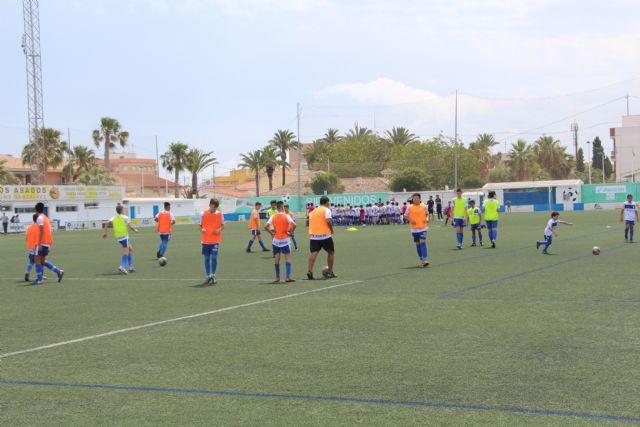 La Escuela Municipal de Fútbol celebró la clausura de una temporada repleta de éxitos - 2, Foto 2