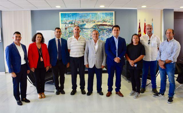 La Comunidad apoya a los taxistas de San Javier con 180.000 euros para contribuir al turismo del municipio, el Mar Menor y La Manga - 2, Foto 2