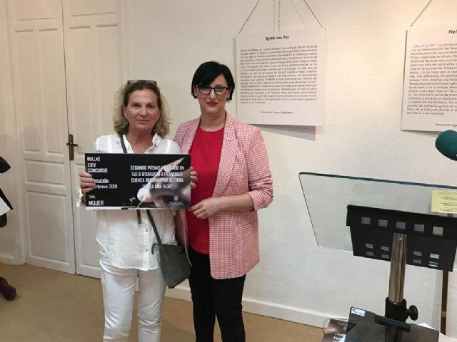Entregados los premios del concurso de microrrelatos con el tema mujer - 1, Foto 1