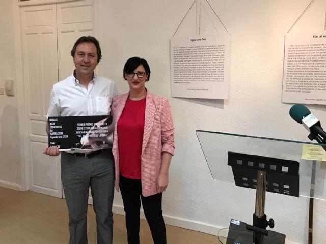 Entregados los premios del concurso de microrrelatos con el tema mujer - 3, Foto 3