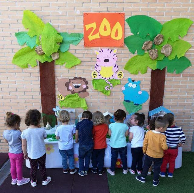 200 niños iniciarán por primera vez el curso escolar en Puerto Lumbreras - 1, Foto 1