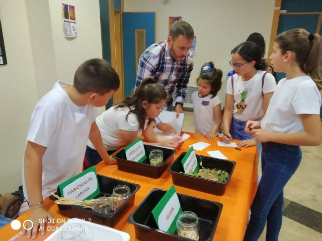 The CEIP DEITANA obtains the first prize in the I Scientific School Congress on Agroecology and Food Sustainability