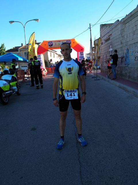 CAT athletes participated this past weekend in the popular races of Javalí Viejo and Alguazas