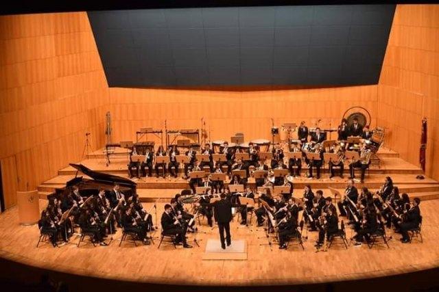 Se acuerda suscribir un convenio de colaboración con la Agrupación Musical de Totana para el año 2020 por importe de 16.000 euros