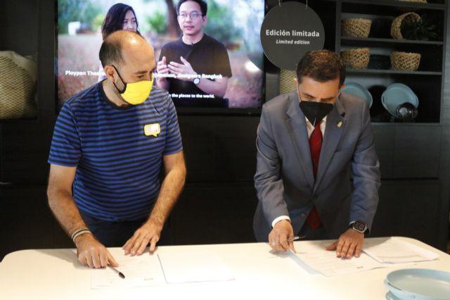 IKEA firma con el Ayuntamiento de Murcia un acuerdo para impulsar la empleabilidad entre colectivos vulnerables - 2, Foto 2