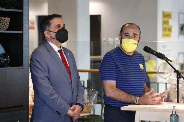 IKEA firma con el Ayuntamiento de Murcia un acuerdo para impulsar la empleabilidad entre colectivos vulnerables - 4, Foto 4