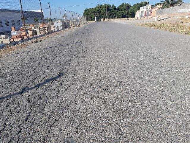 Se incluyen varias vías rurales de cuatro pedanías en el Registro Municipal de Caminos del Ayuntamiento de Totana - 3, Foto 3