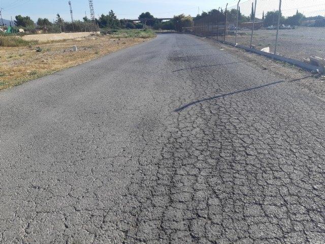 Se incluyen varias vías rurales de cuatro pedanías en el Registro Municipal de Caminos del Ayuntamiento de Totana - 4, Foto 4
