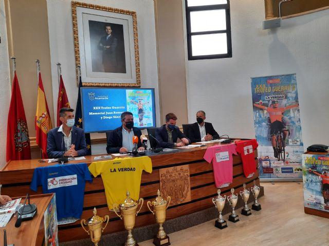 175 corredores de 25 equipos ciclistas compiten el 9 de junio por el Trofeo Guerrita en las calles de Alcantarilla - 1, Foto 1