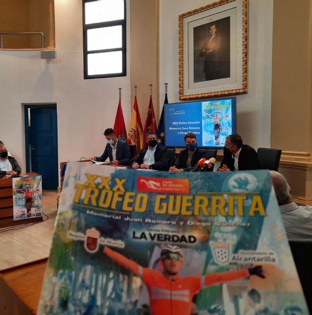 175 corredores de 25 equipos ciclistas compiten el 9 de junio por el Trofeo Guerrita en las calles de Alcantarilla - 2, Foto 2