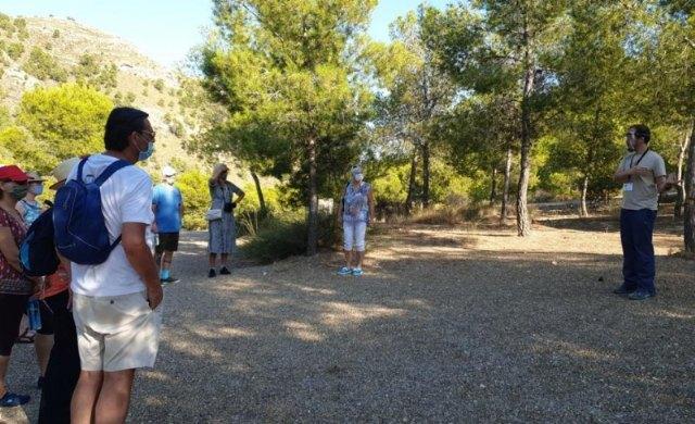 A partir de este fin de semana comienza el horario de visitas de verano al yacimiento arqueológico de La Bastida