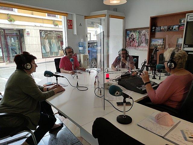 Tertulia Cope Espuña 03/06/2021, Foto 2