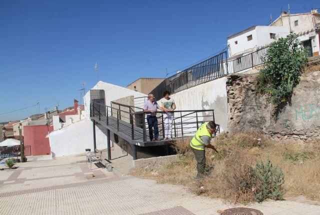 El Ayuntamiento de Puerto Lumbreras da un lavado de cara al casco antiguo - 2, Foto 2