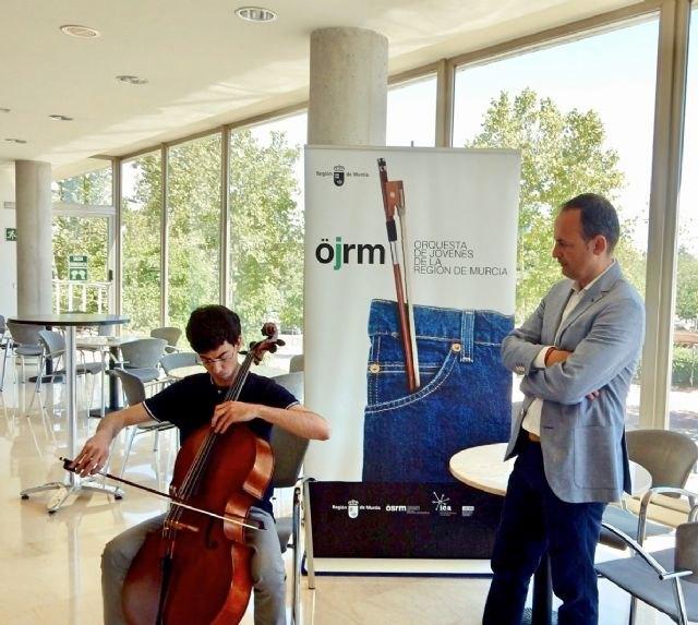 La Comunidad subirá a los escenarios a los nuevos talentos de la música de la Región con la Orquesta de Jóvenes, Foto 3