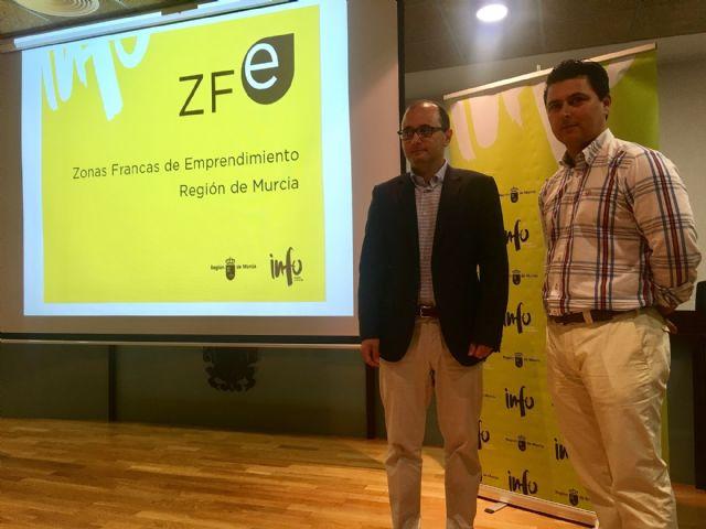 La Zona Franca de Emprendimiento señala 22 ideas de negocio en el sector Náutico para el municipio de  San Javier - 2, Foto 2
