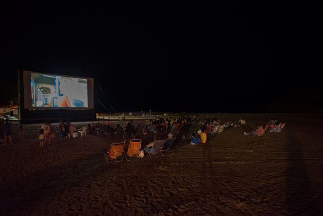 Vuelve el cine a las noches de verano de la playa de la Isla - 1, Foto 1