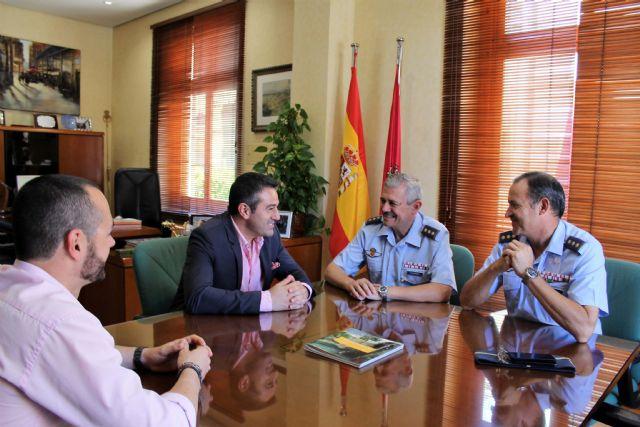 Despedida del Coronel Jefe de la Base Aérea de Alcantarilla y presentación de su relevo - 3, Foto 3