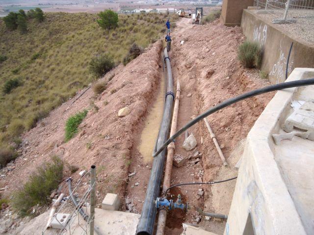 La Junta Local de Gobierno aprueba la memoria valorada de las obras de renovación de la tubería de suministro de agua potable al depósito de La Ñorica - 2, Foto 2