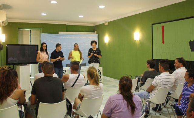 Puerto Lumbreras facilita la inclusión de la comunidad gitana a través de un programa de empleo y formación - 1, Foto 1