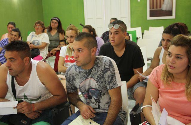 Puerto Lumbreras facilita la inclusión de la comunidad gitana a través de un programa de empleo y formación - 2, Foto 2
