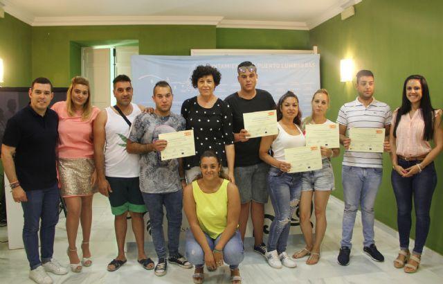 Puerto Lumbreras facilita la inclusión de la comunidad gitana a través de un programa de empleo y formación - 3, Foto 3