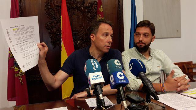 El PP exigirá en el próximo pleno del Ayuntamiento que se apruebe ya un Decreto Ley que garantice la bonificación del 50% del IBI a los damnificados por el terremoto - 1, Foto 1