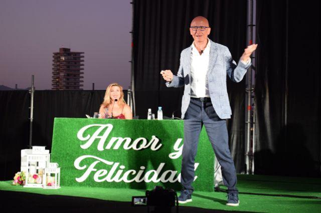 El coach Ángel López inaugura con gran éxito el ciclo