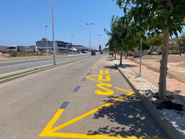 Las playas de La Llana y Torre Derribada contarán con un servicio de autobús gratuito y un aparcamiento disuasorio - 1, Foto 1