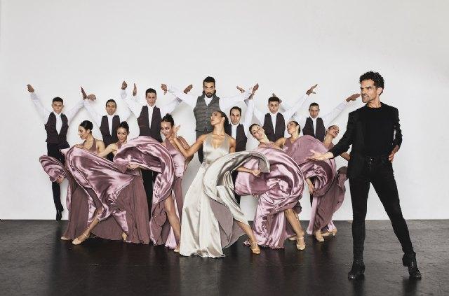 ALENTO. La nueva versión del espectáculo del coreógrafo y bailarín Antonio Najarro - 1, Foto 1