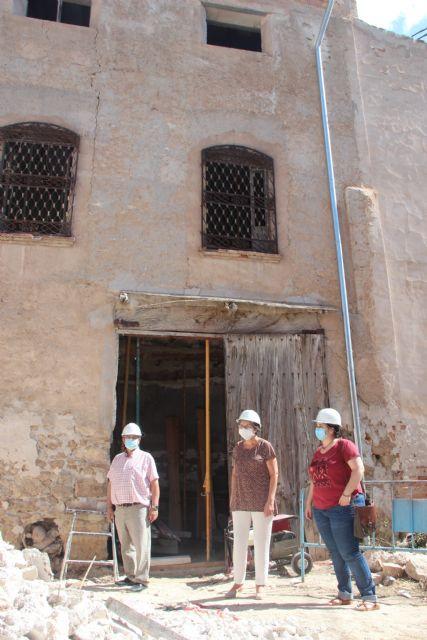 La casa solariega Pérez de los Cobos inicia su rehabilitación como Casa de la Música y de las Artes - 1, Foto 1
